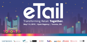 CIMMO is a Proud Media Sponsor of eTail Canada 2019