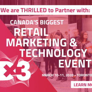 CIMMO Partnering with DX3,  Canada's Biggest Retail, Marketing and Technology Event